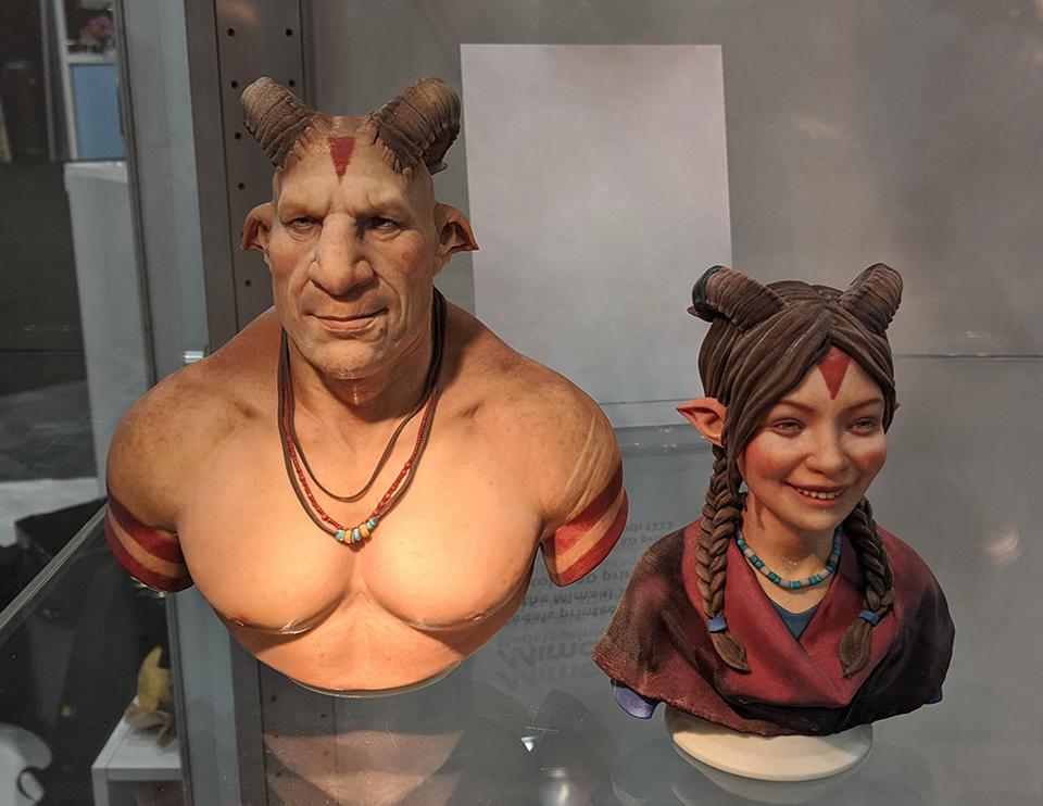 3D printed fantasy